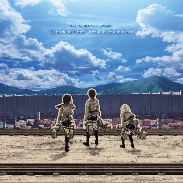 Shingeki no kyojin ~ Ending 1 ~ utsukushiki zankoku na sekai (2014)