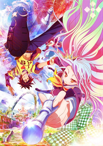 This game / This game - Konomi suzuki - No game no life (2014)