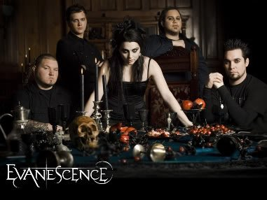 photos d'evanescence