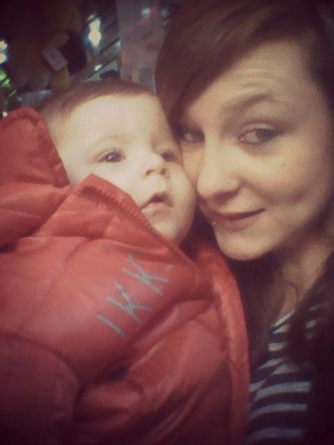 la frangine avec mon fils