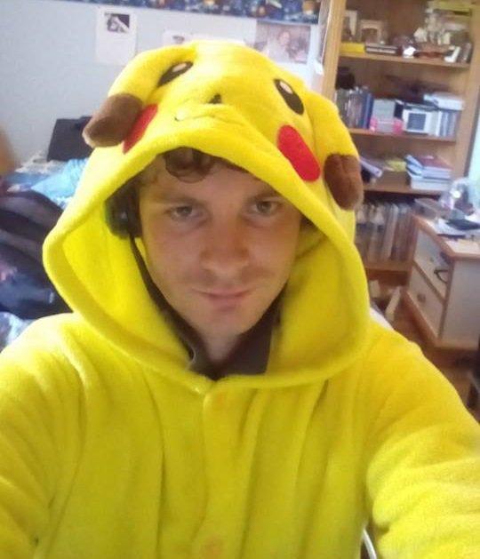 Pikachu Sauvage