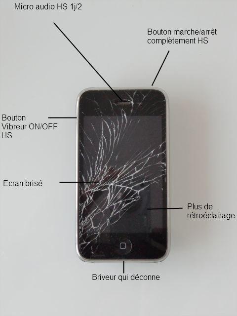 Une pièce...Unique !!! Le Némo's Phone