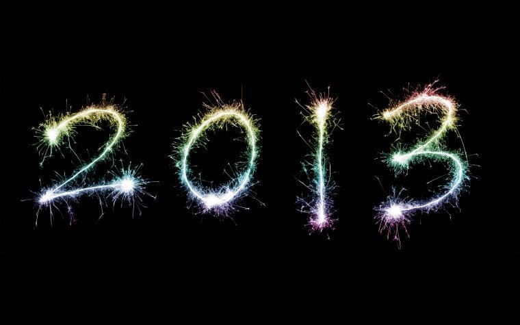 2013... c'est parti