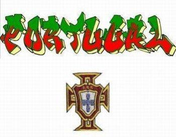 sisi  forcà portugal!!!! <3