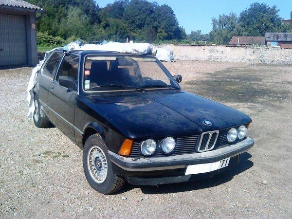 BMW e21 (318i) 1982