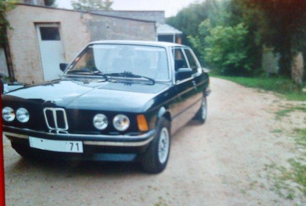 BMW e21 (320/6) 1981