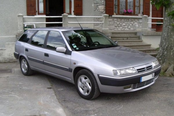CITROEN Xantia (Turbo ct) 1995