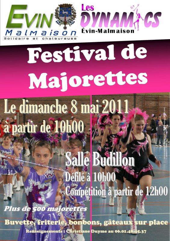 (l) Festival samedi 8 mai 2011 (l)