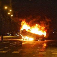 Fait divers : Huit voitures incendiées