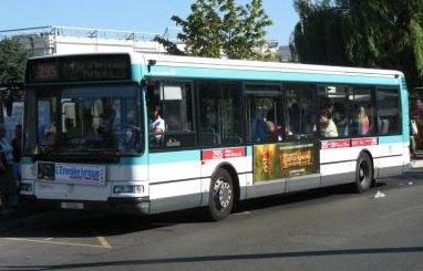 Un chauffeur de bus agressé par une passagère