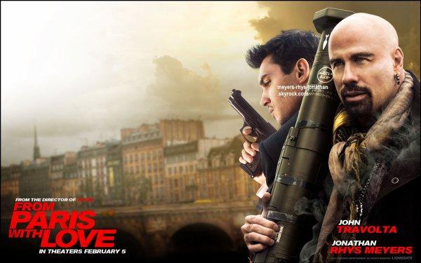 Voici une photo du dernier film de Jonathan Rhys Meyers qui faira le role d'un detective policié avec l'homme le plus dangereux de la terre qui sera incarné par John Travoltha ce film est de cette année donc il se trouve ancore dans les bacs
