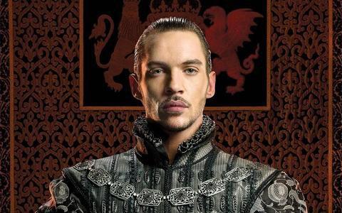 La pochette de '' The Tudors saison 5 '' qui passera au mois de mars a canal + donc ne rater pas un episodes