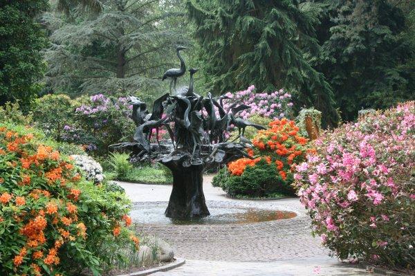 Welt Vogel park Walsrode .