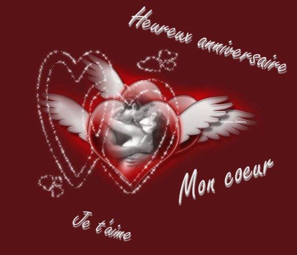 Heureux Anniversaire Mon Amour Mumu