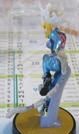 Amiibo Costum Electrocute