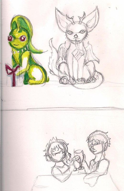 Sketch en vrac