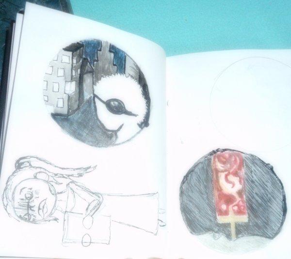 Sketch de septembre suite et fin
