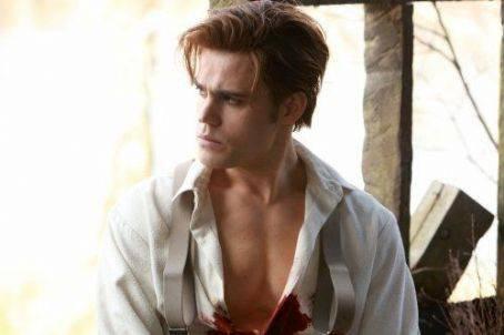 ✕ Stefan Salvatore ou Paul Wesley ✕