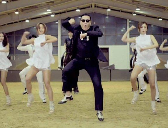 On a tous , déjà vu gangnam style .