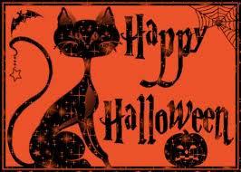 On a tous , déjà fêté halloween .