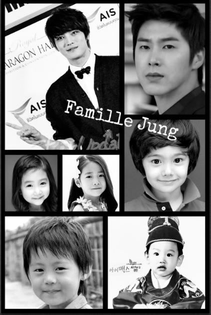 Chronique de la famille Jung, retour d'appa partie 1