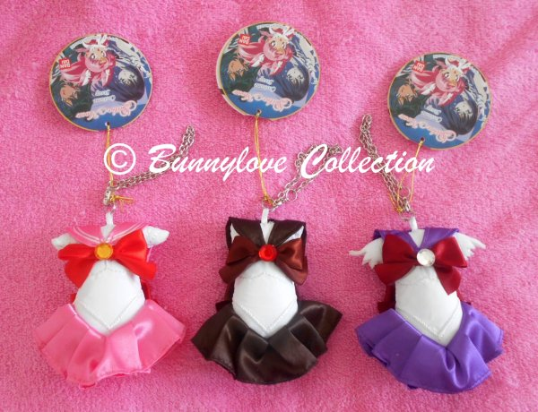 Sailor Moon Costume Strap