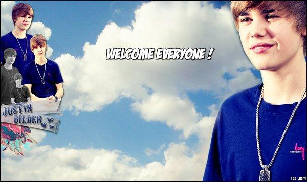 Bienvenue sur ta source d'informations sur le talentueux Justin Bieber !