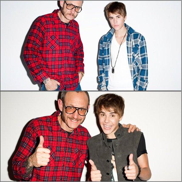 .  Justin a joué au basket à l'évènement de « All Star NBA » avec de nombreuses célébrités  .