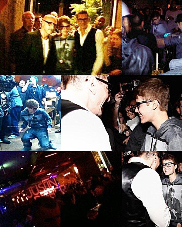 Photos personnel de Justin, prises en Italie.