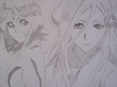 Rukia et Sode No Shirayuki