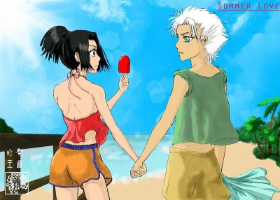 Couples de Bleach