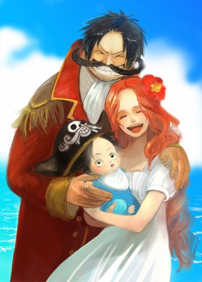 Couples de One Piece