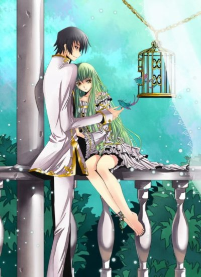 Couples de Code Geass