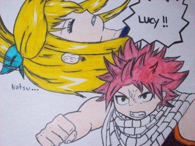 Natsu Lucy !!!!