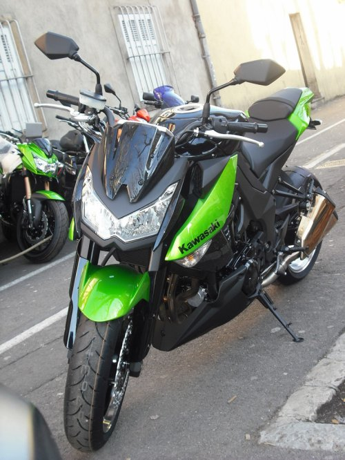 mon nouveau z1000