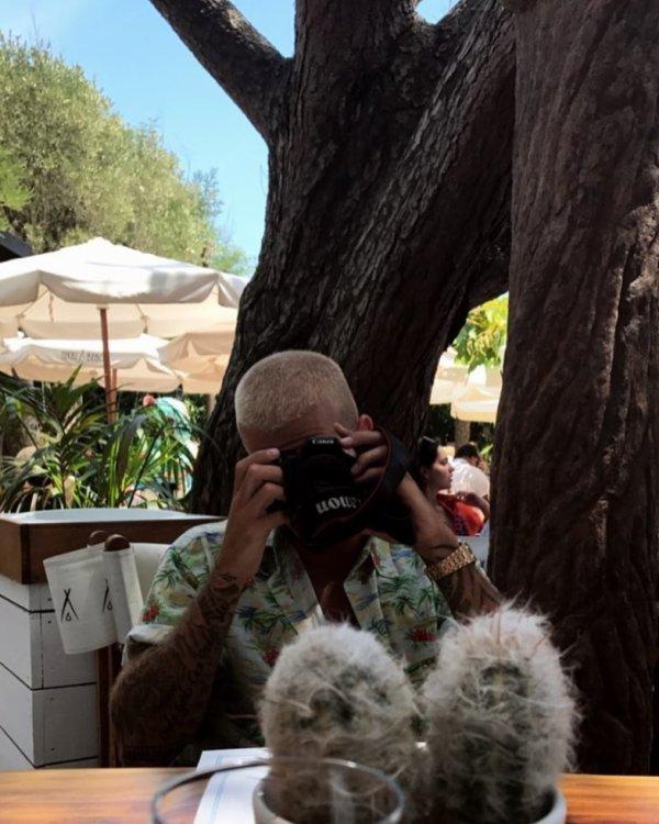 Matt, futur photographe ???