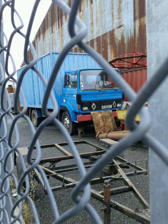 Les camions du dimanche