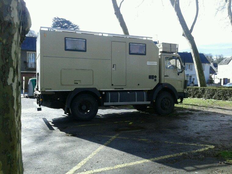 Camping - car