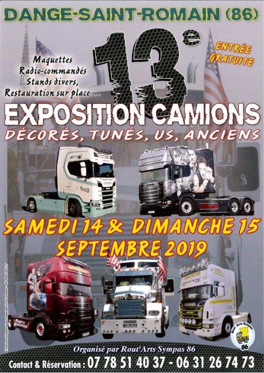Expo du weekend