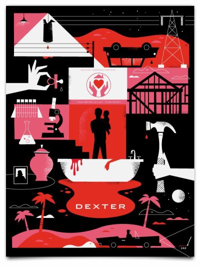 # Les posters de Dexter !