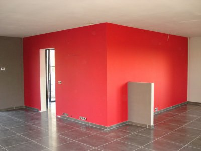 Peinture salon et salle manger mur 2 blog de for Choix peinture salon salle a manger