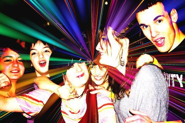 La soirée avec eux ♥ Les defoncer =) & les vrao poto...