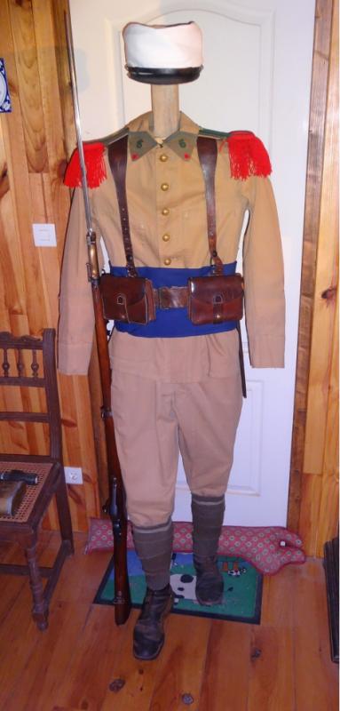 Légionnaire 6eme REI 1939