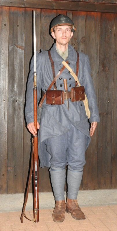 Infanterie 1915
