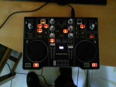 ma table de mixage numérique