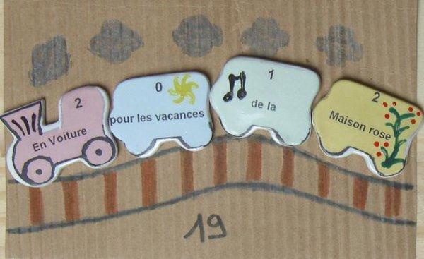 Petit train 2012 à la vente ou échange en perso ! :)