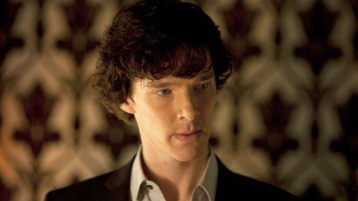 Mon amoooour de Sherlock, mais homo --' ...   la vie est dure ... ^^