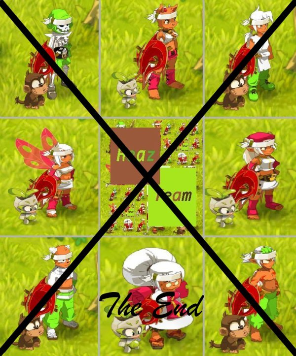 The.... ! End :D