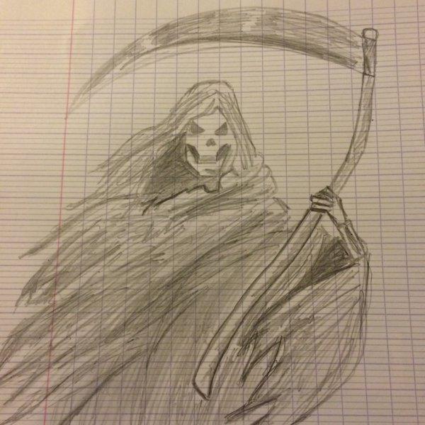 Pour une fois que mon dessin ressemble à quelque chose ^^