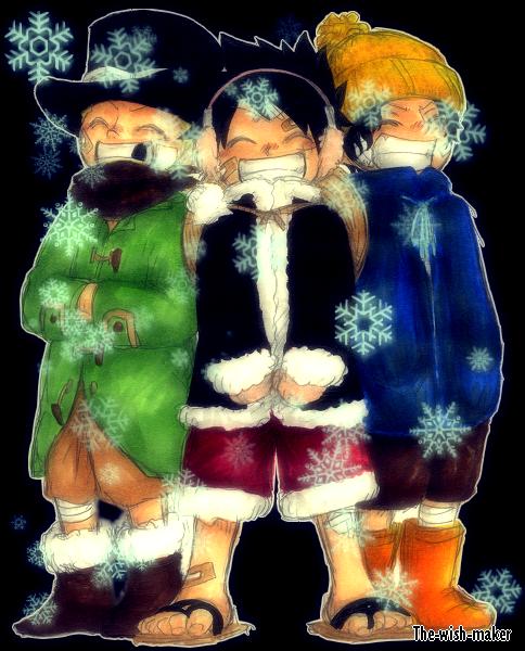 Noël approche~ (et le froid avec)